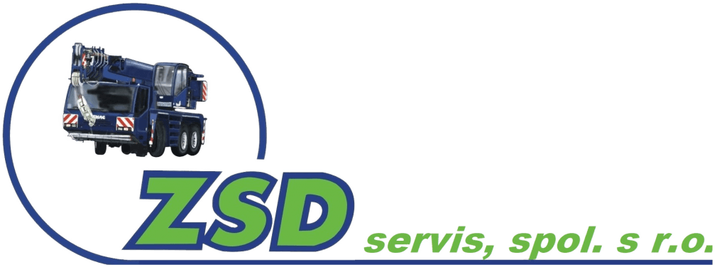 Logo, ZSD servis, spol. s r.o., Neratovice